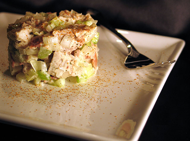 RECIPE: TUNA SALAD- Serves 1