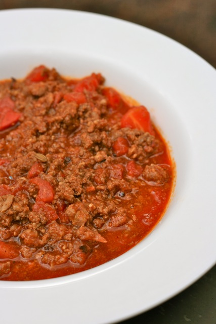It's winter and I am beginning to feel chili