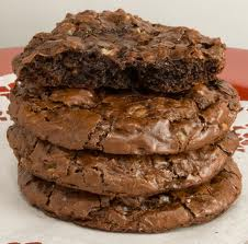 Recipe: Gluten-free choclate walnut brownie cookies