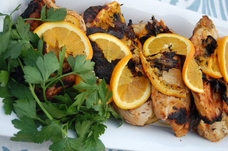 Citrus-Ale Marinade (best for barbequed chicken/ fish)
