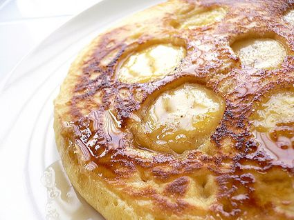 Recipe: Low Starch Banana Pancakes