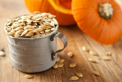 Carve your pumpkin and Toast your own seeds!