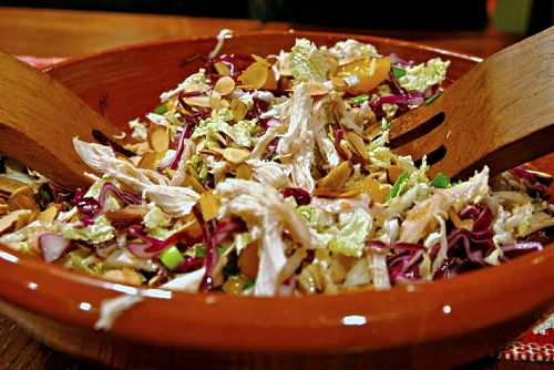 Recipe of the week: Chinese Chicken Salad