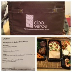 Cibo Verde: Organic & Gluten-Free Meal Delivery (Los Angeles)