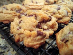 Recipe: Paleo Chocolate Chip Cookies