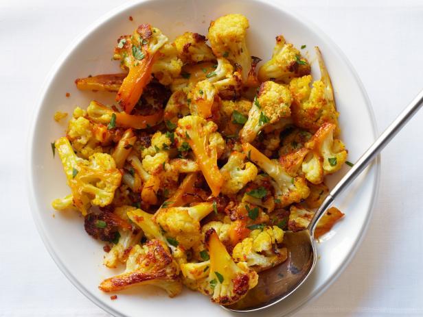 Recipe: Tahini-Roasted Cauliflower